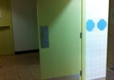 Commercial Interior Painting After