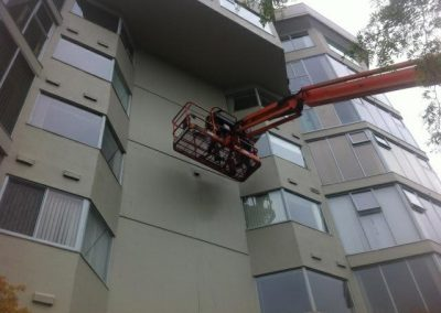 Exterior Painting Commercial Boom Life