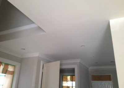 Interior Painting Residential Popcorn Ceiling Removal in Hone