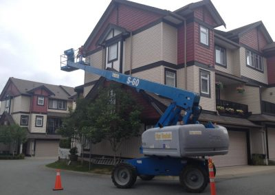 Residential Strata Exterior Painting Langley 2