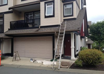 Residential Strata Exterior Painting Langley 3