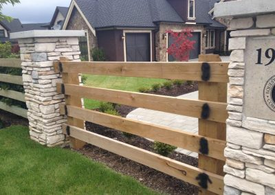 Residential_Painting_Exterior_Fence_Before_Langley_2